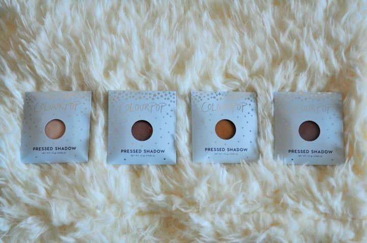 ColourPop Pressed Pigments