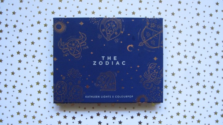 Kathleen Lights X ColourPop The Zodiac Palette