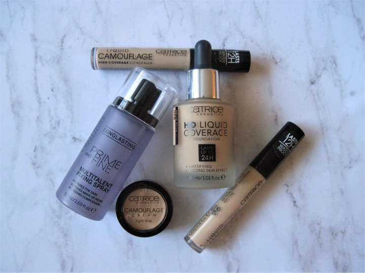 12-Hour Test | Catrice Foundation and Concealer