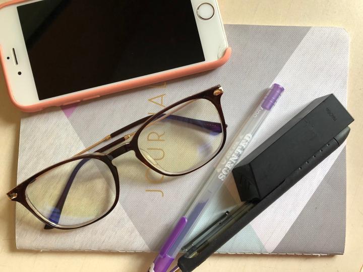 Ladyboss Anti-Blue LightGlasses