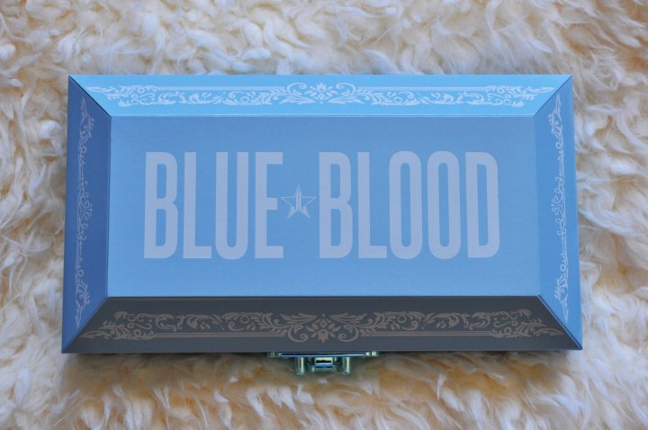 Jeffree Star Cosmetics Blue Blood Palette