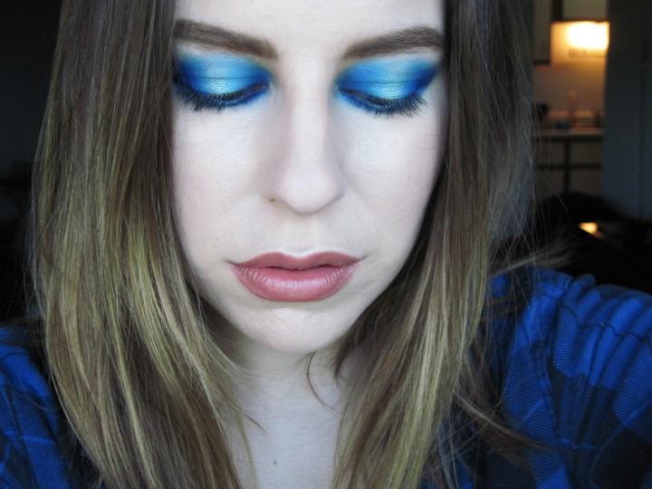 blue insta