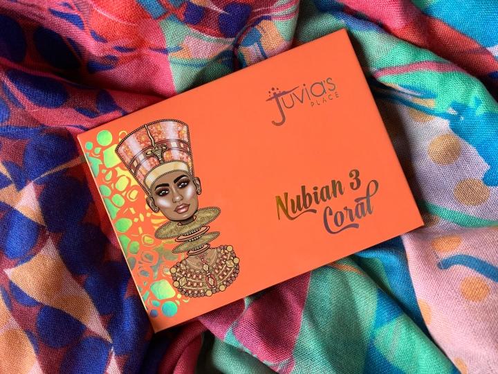 Juvia's Place Nubian 3 Coral Palette |Review