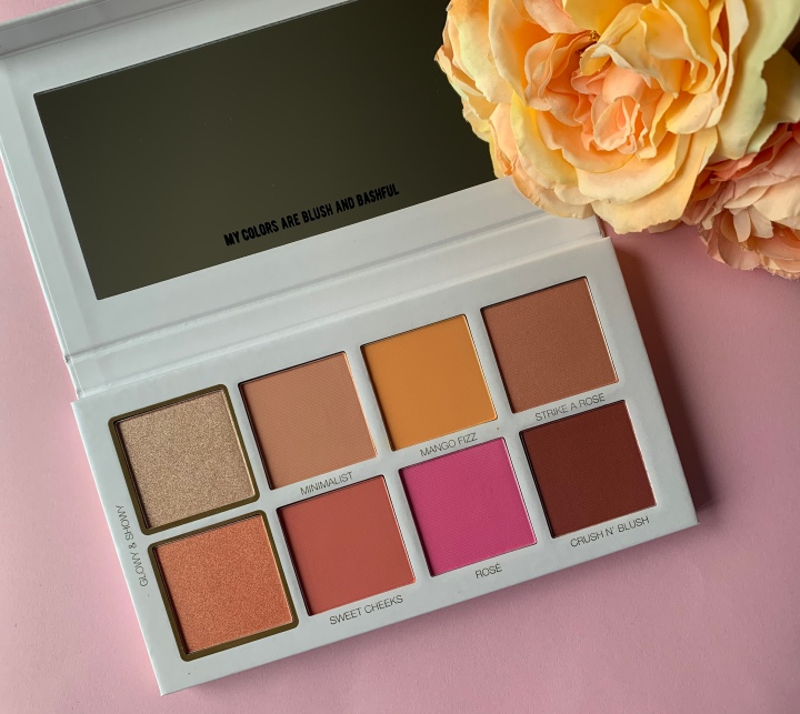 Scott Barnes' Blush Palette | A Review