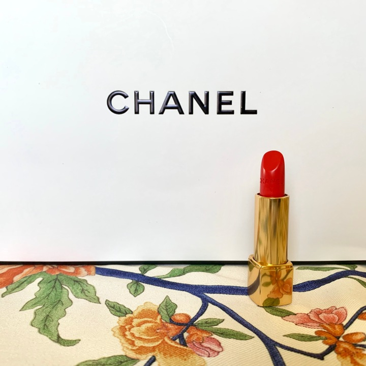 Rouge Rebelle | A Chanel Rouge Allure Luminous Intense Lip Color