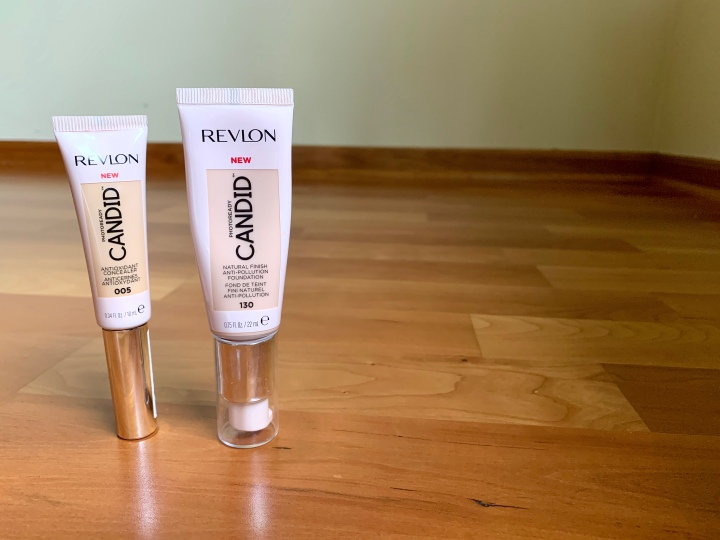 Revlon PhotoReady Candid Foundation & Concealer