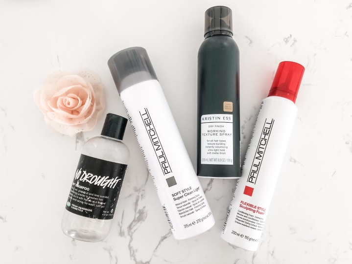 4 Hair Products That Work for ThinHair