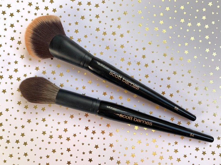 Scott Barnes' Face Brushes Have Changed My Makeup Game